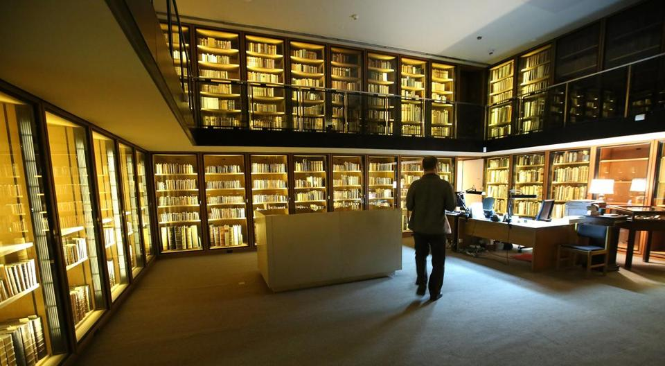 special collections.