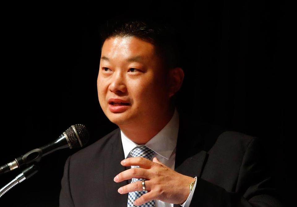 Some parents have expressed concern over the chief of staff selected by incoming Boston superintendent Tommy Chang.
