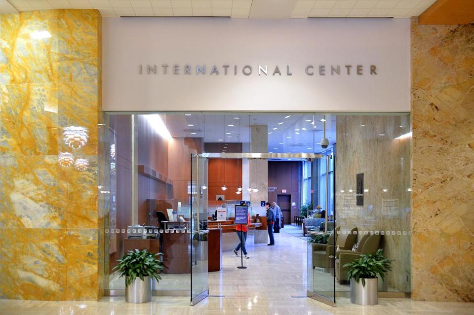 The International Center at the Mayo Clinic helps patients through multi-lingual services to help guide patients before, during and after their time in Rochester.