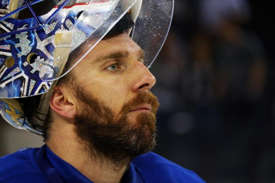 Henrik Lundqvist will be 38 and carrying an $8.5 million annual cap hit in the final year of his deal in 2020.