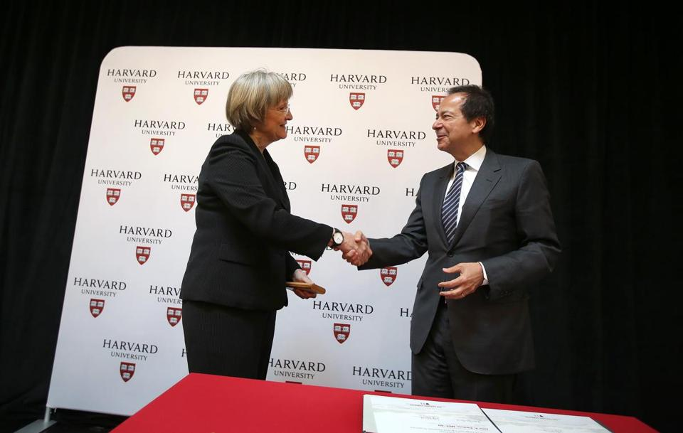 Harvard receives record $400 million gift to support engineering ...