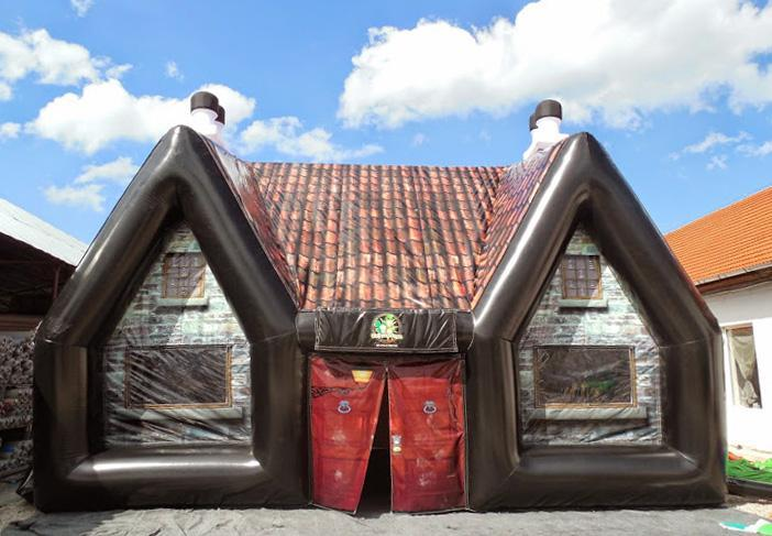 Inflatable Bar Business To Bring Irish Style Vibe To