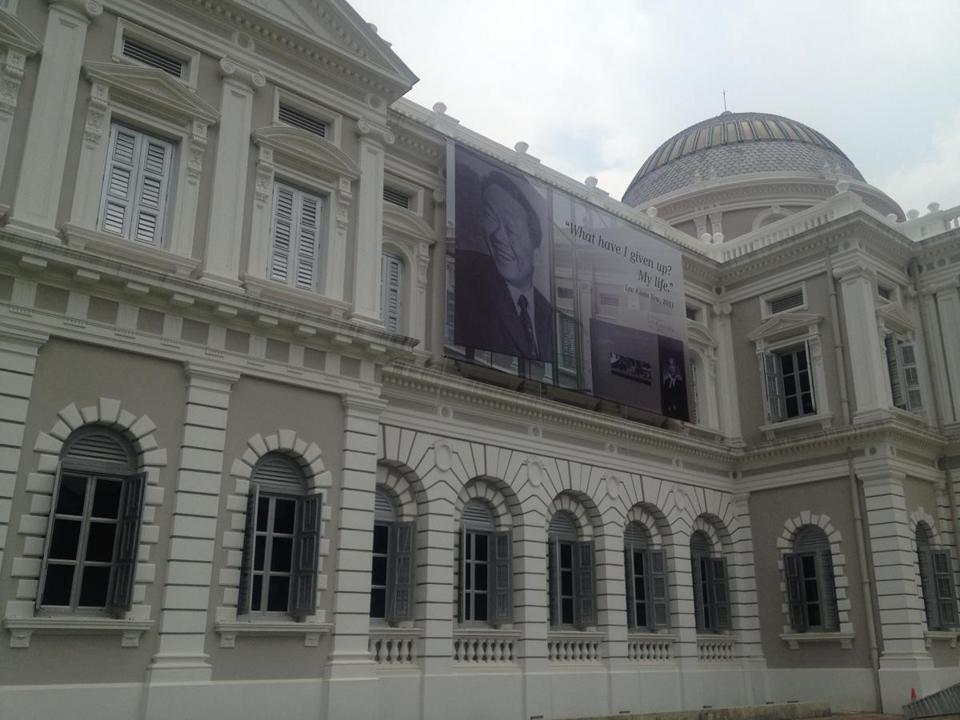 An exhibit on Lee at the National Museum of Singapore has attracted more than 150,000 visitors.