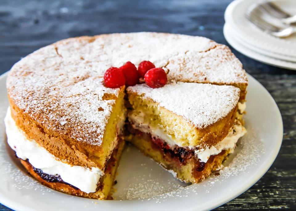 Recipe For Raspberry Jam Cake