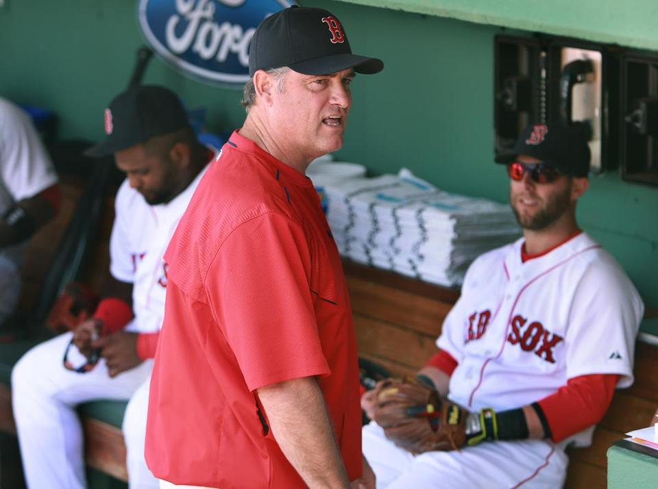 A management expert says John Farrell needs to get tough.