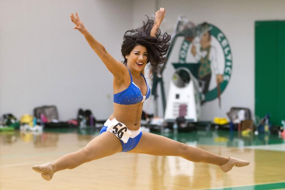 Yuka was another prospective Celtic dancer.