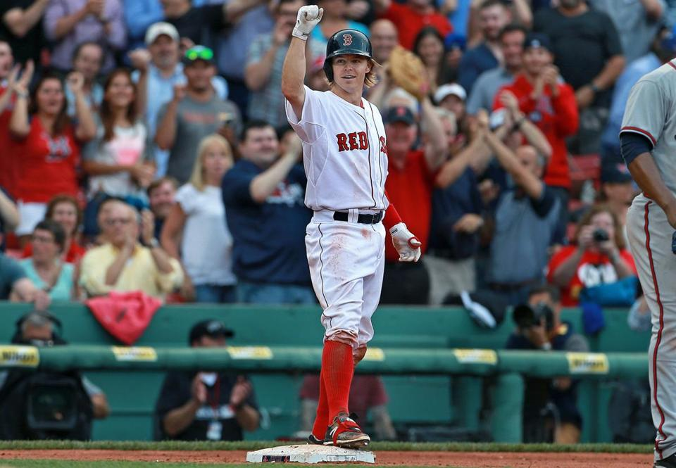 Brock Holt earned an All-Star selection by giving the Red Sox a shot in the arm — no matter what position he is asked to play.