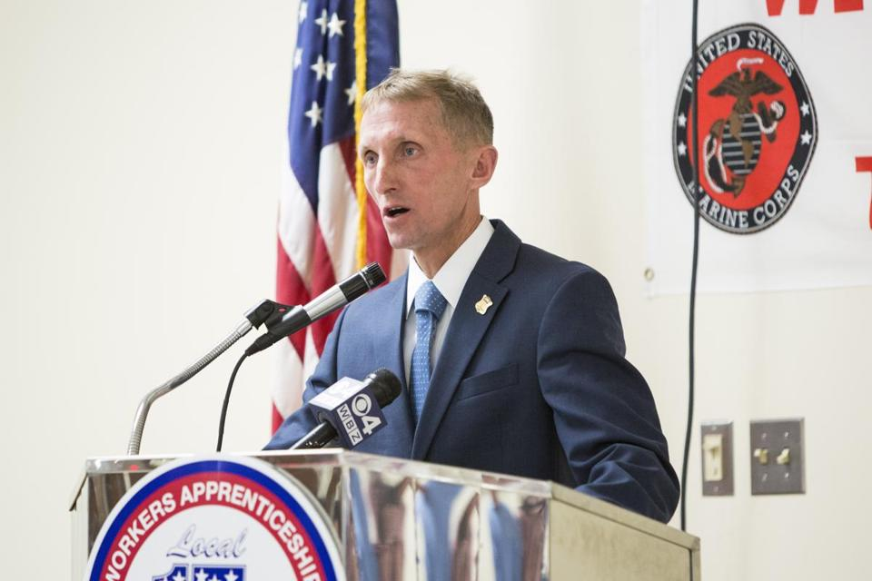"""We want to be as transparent as we possibly can,"" said Police Commissioner William Evans."