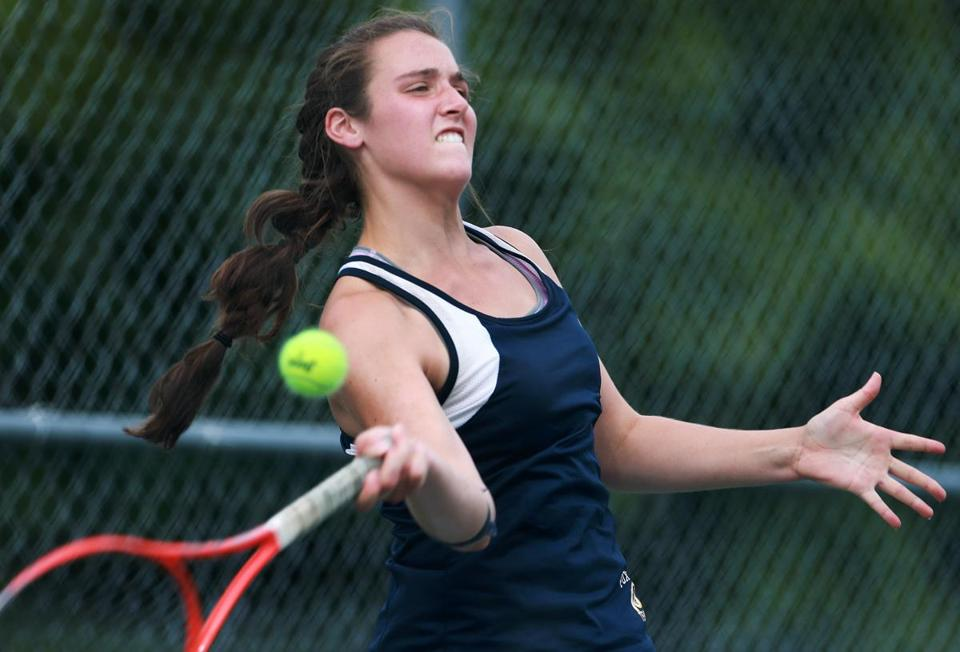 foxboro single girls Medway — just a freshman, jane stilwell faced more pressure than she had ever experienced on friday afternoon the hopkinton girls tennis team was tied with foxboro with the division 2 south.