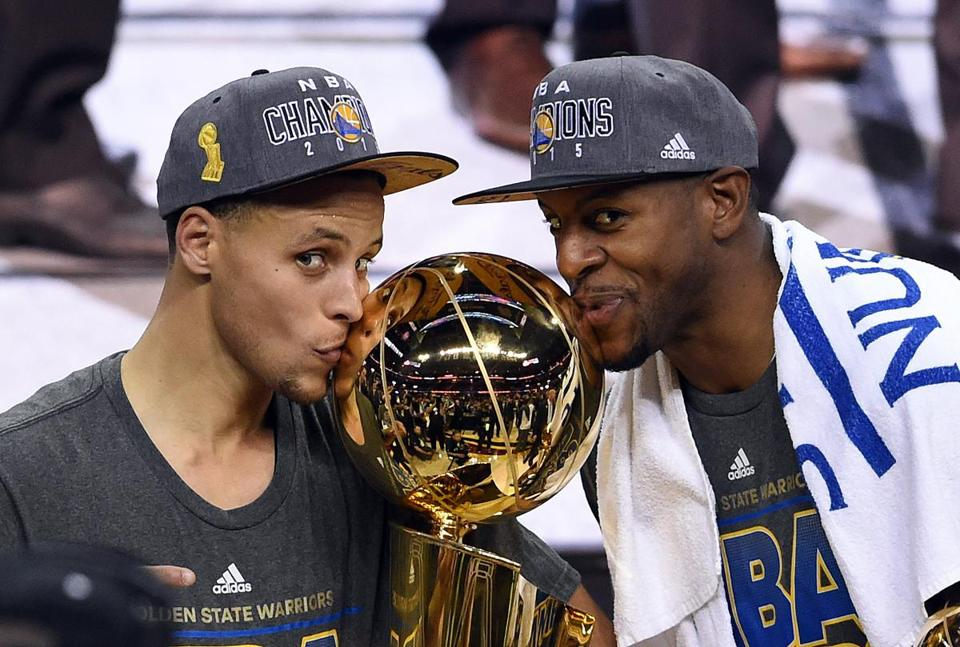 NBA Finals Warriors Overcome LeBron James Cavaliers For Title