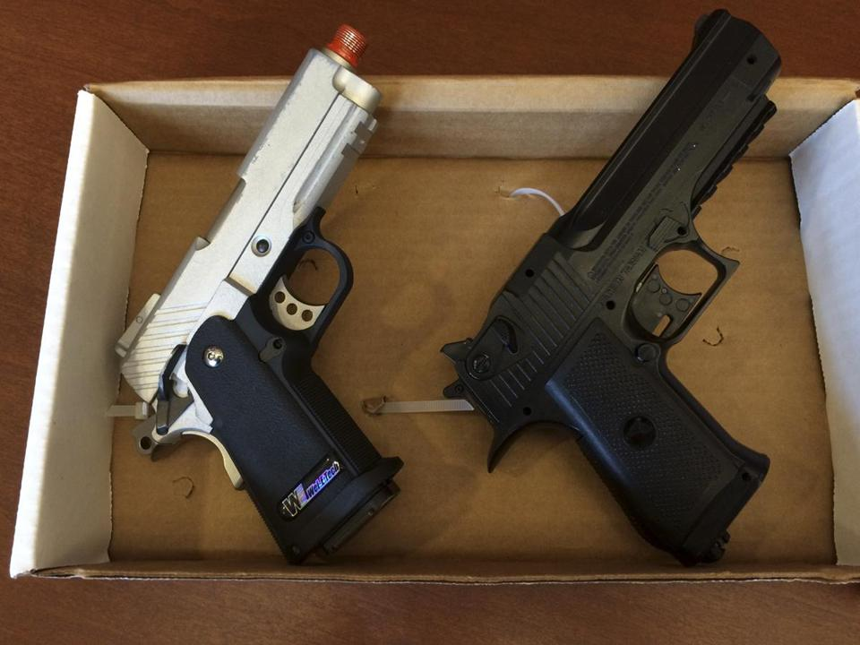 Police are urging new laws to deal with BB guns in public - The ...