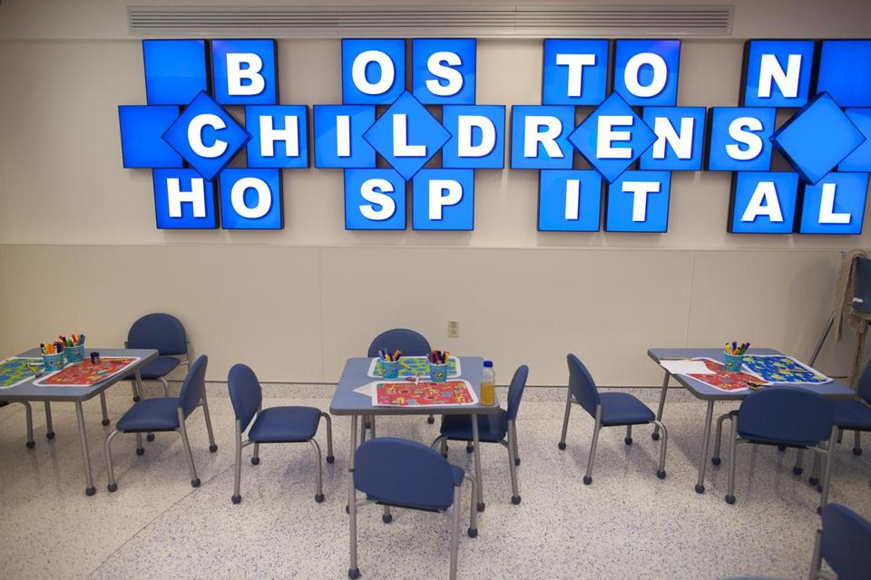 Childrens Hospital And Burlington Based Lahey Said They Plan To Sign An Agreement That Would