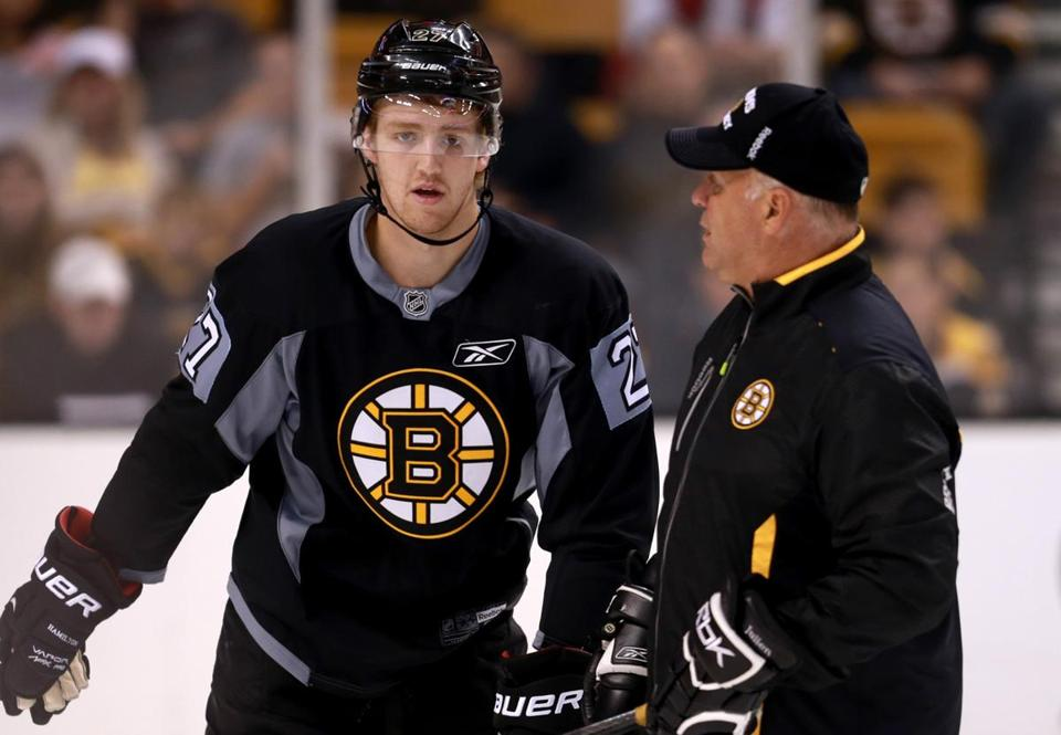 Bruins hurt themselves with hasty trade of Dougie Hamilton - The ... 89df3d083