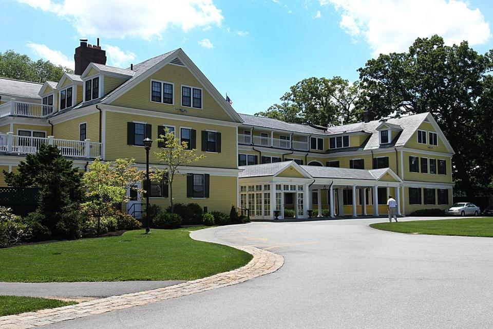 The Country Club, in Brookline, is considered one of the premier golf courses in the world.