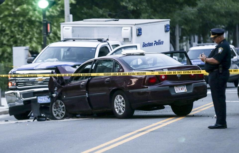 Dorchester Car Accident Today