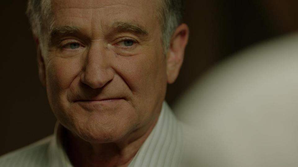 "Robin Williams plays a closeted gay married man in ""Boulevard."""