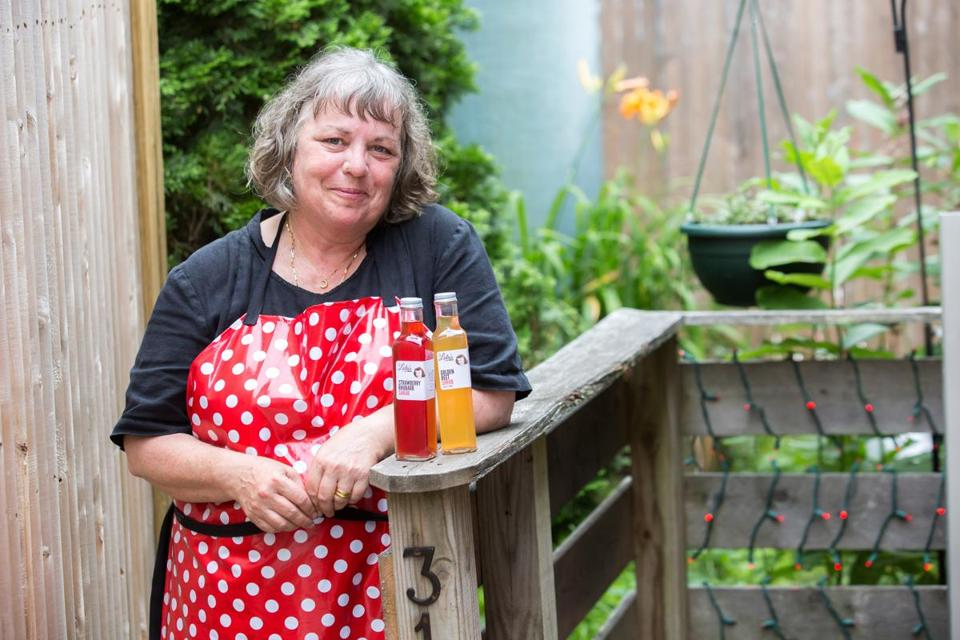 Kim Shkapich is the mastermind behind Lola's Local Food Lab.