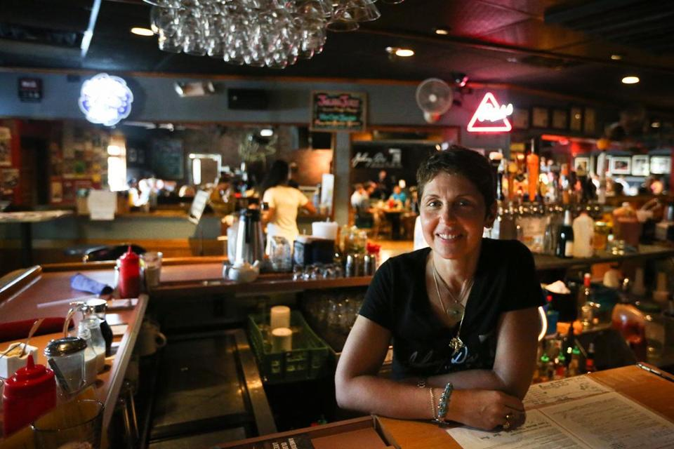 Owner Carla DeLellis plans a run of commemorative shows to celebrate the storied history of Johnny D's Uptown Restaurant and Music Club, which was opened by her parents in 1969.