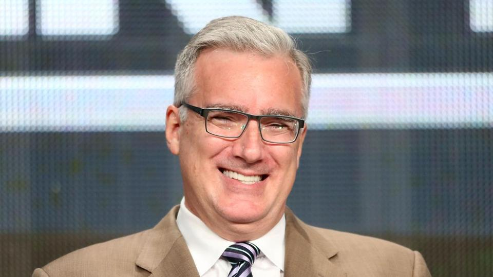 Keith Olbermann said he's selling his apartment in Trump Palace in New York.