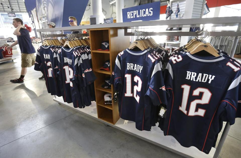 tom brady top selling jersey
