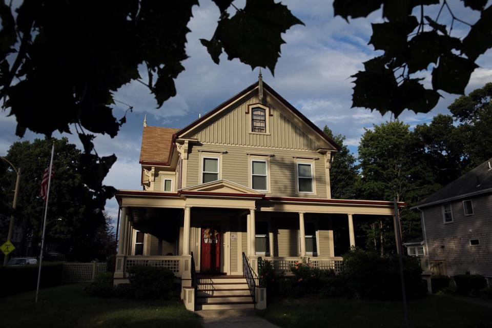 Mayor Martin J. Walsh is moving to a house on Butler Street in Lower Mills.