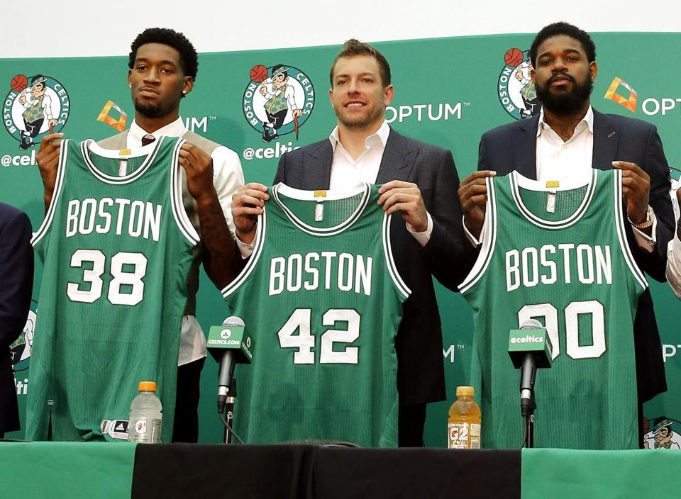It s slim pickings for new Celtics and jersey numbers. d4fa757a4
