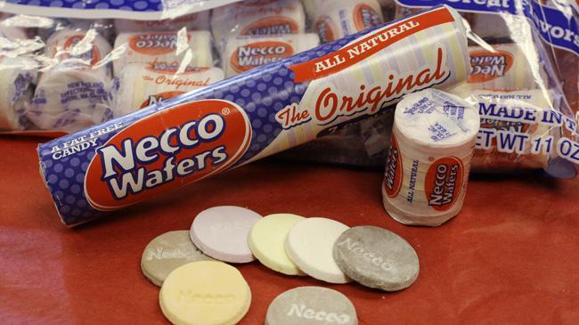 The maker of Necco wafers is the largest employer in Revere.
