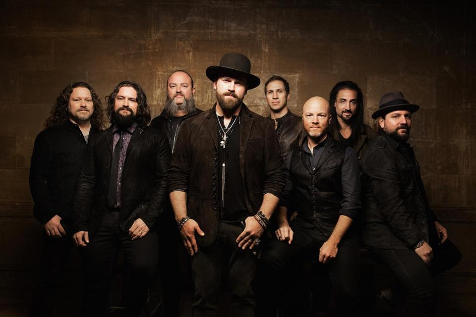 working with zac brown band members have their say the boston globe