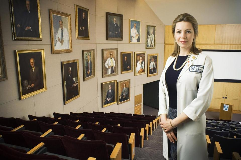 Twenty years ago, Dr. Carolyn M. Kaelin became founding director of Comprehensive Breast Health Center at Brigham and Women's, the youngest woman to hold a post of that distinction at a top Harvard teaching hospital.