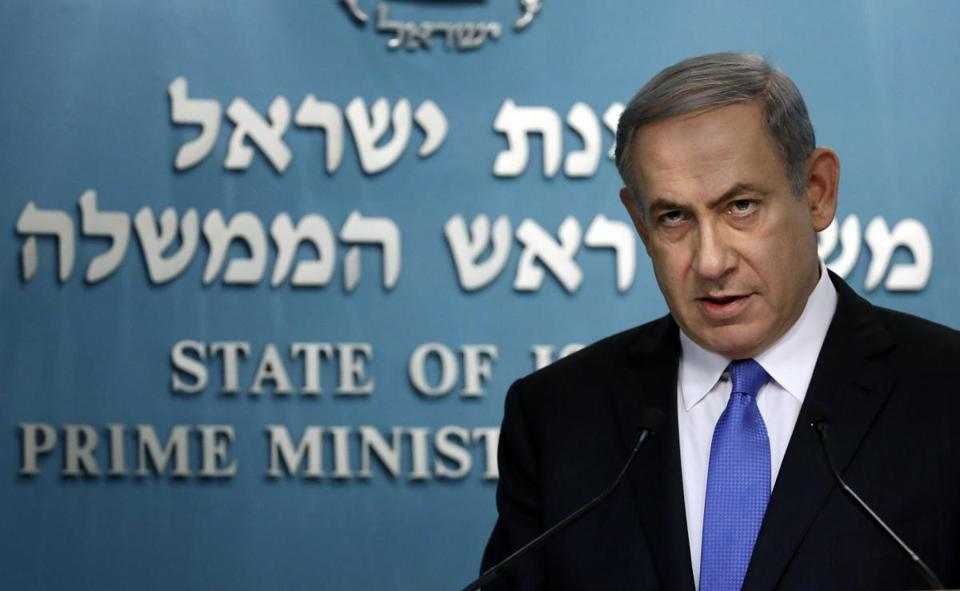 Israeli Prime Minister Benjamin Netanyahu has spoken out against the nuclear agreement between Iran and six world powers, including the US.