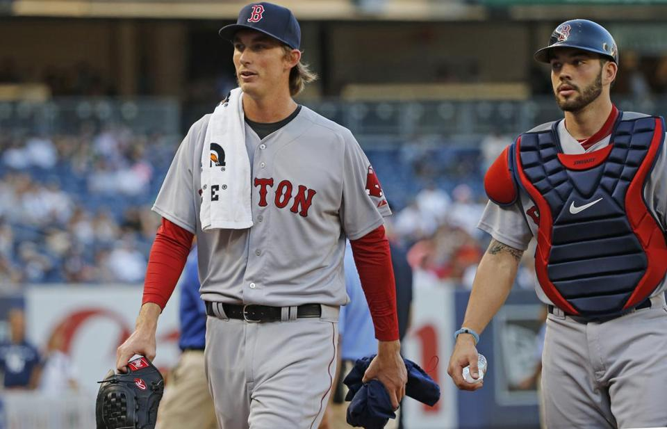 The Red Sox have to figure out if players such as Henry Owens and Blake Swihart are the next big things in Boston, or if they should be used as currency to bring established talent.