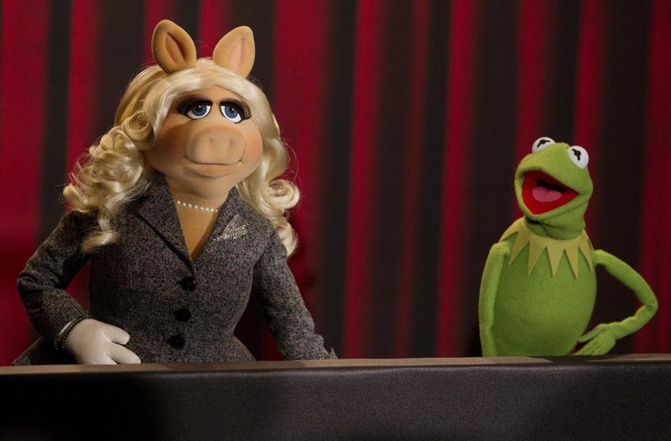 Kermit and Miss Piggy issued a joint statement last week to announce their decision to split.