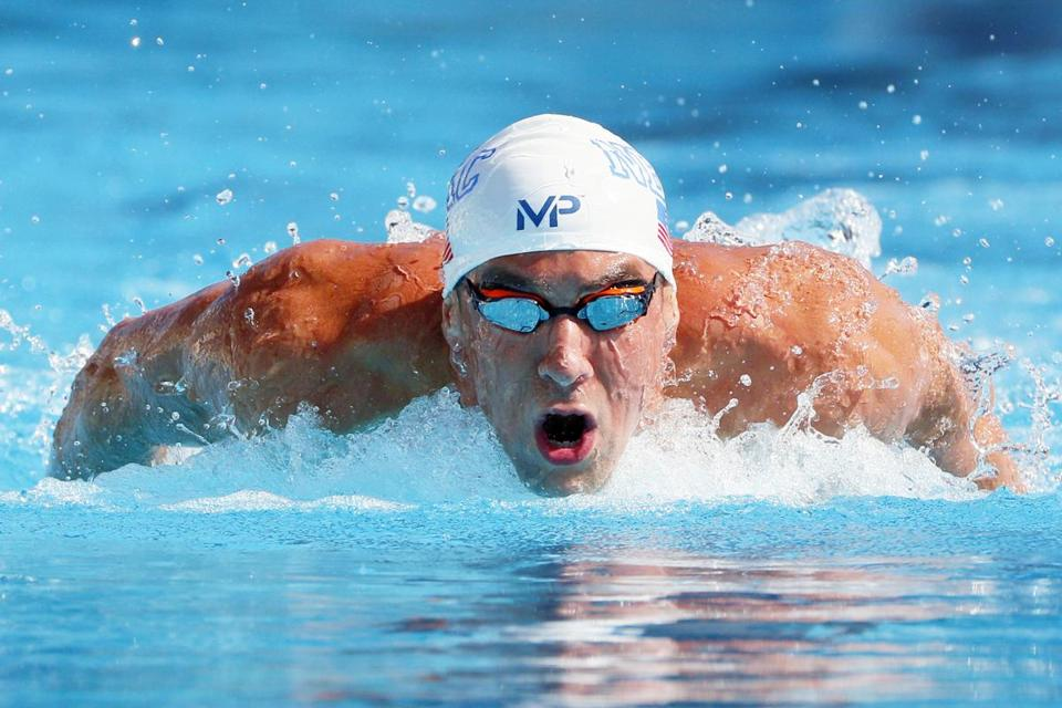not great enough michael phelps can t keep up with shark the