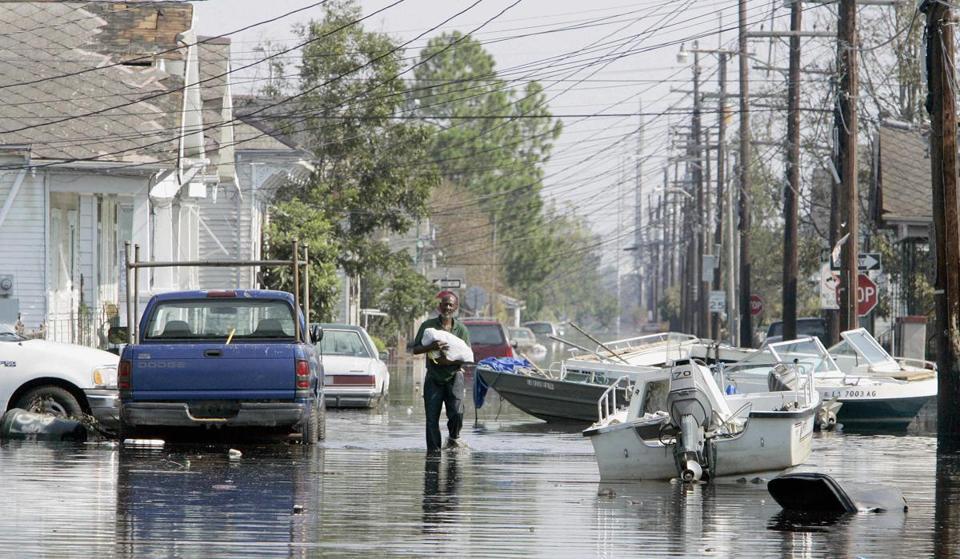 hurricane katrina damage - 960×559