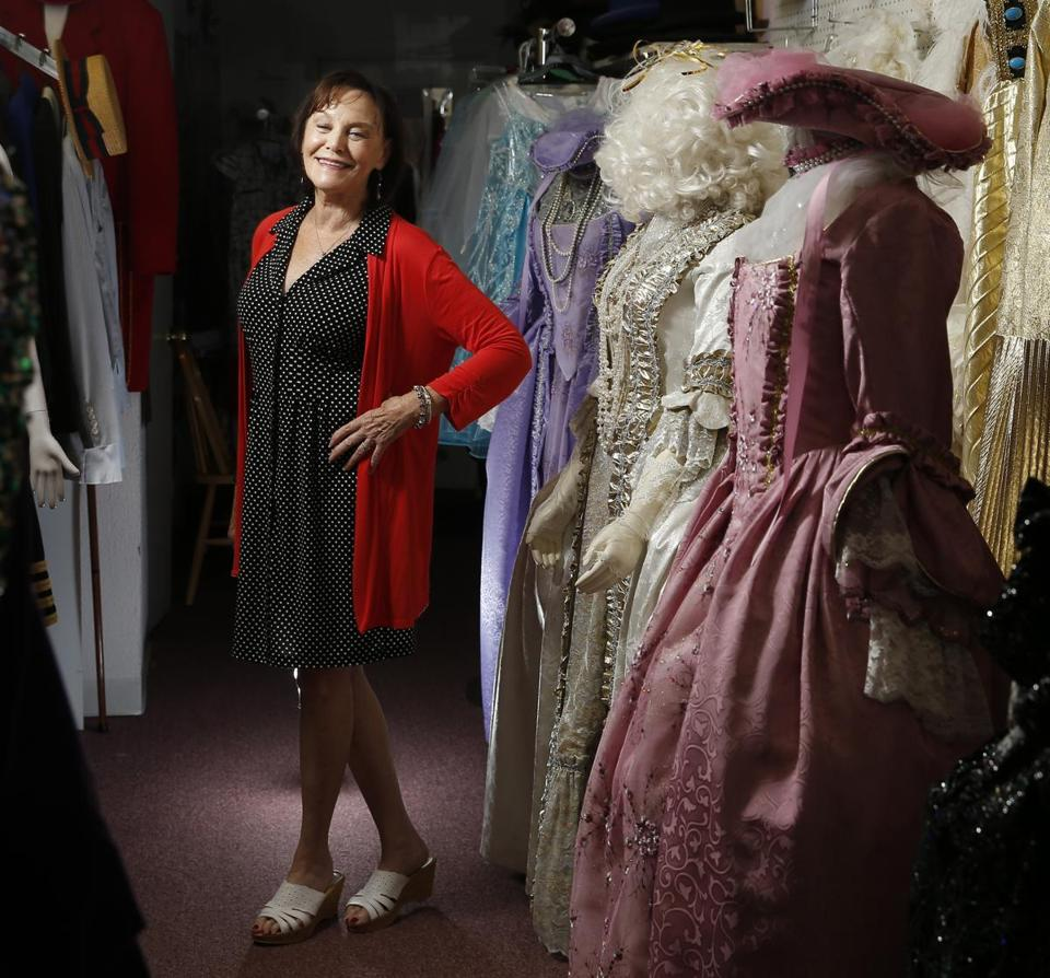 need a knight in shining armor the costume company has an outfit jeanne mcpartland keenan opened her shop in arlington in 2000