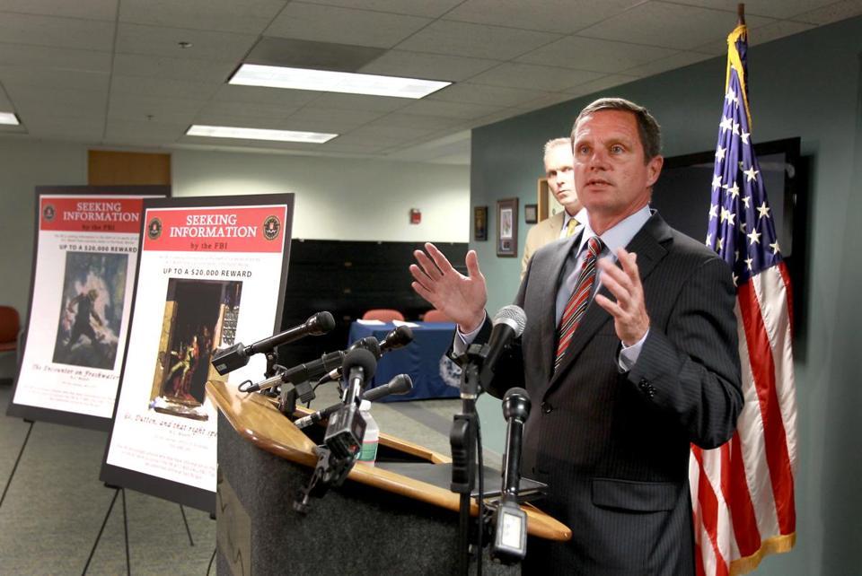 FBI seeks public's help in returning N.C. Wyeth paintings stolen ...