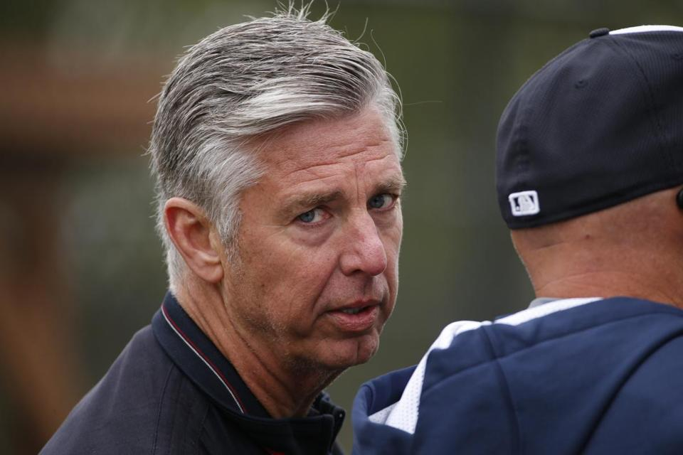Dave Dombrowski-led teams have won three pennants and one World Series.