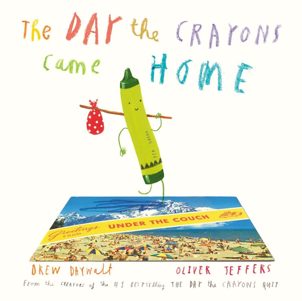 The Day the Crayons Came Home.jpg (960×958)