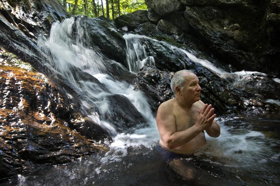At Vermont Wellness Spa, Their Advice Is 'take A Hike