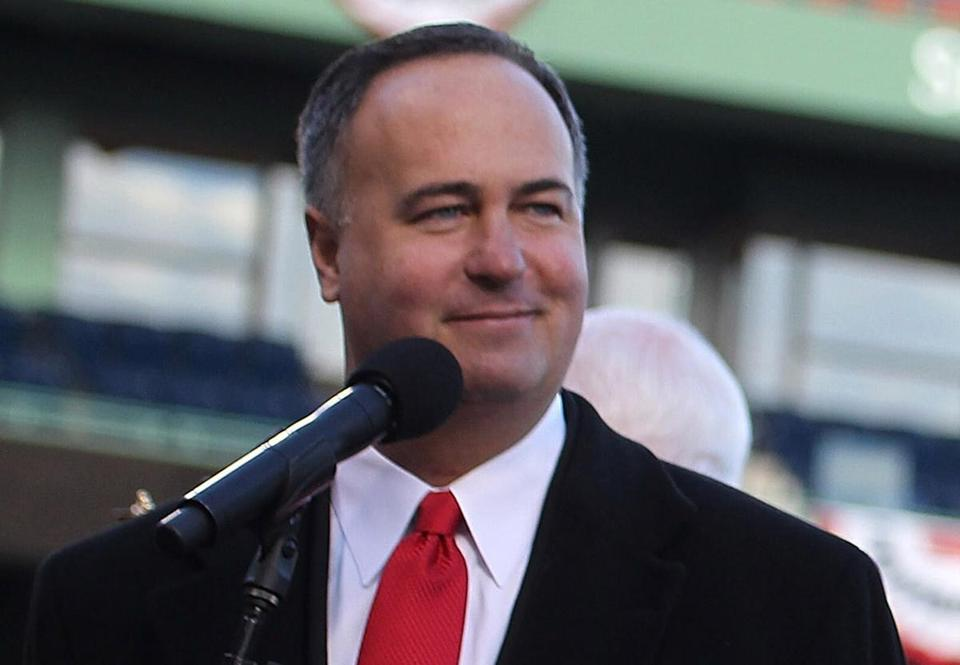 Don Orsillo in 2013.