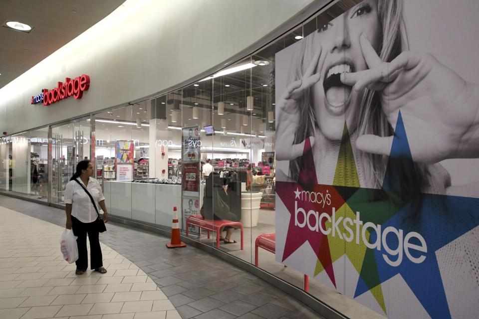 The first Macy's Backstage store is set to next week in the  Queens borough of New York City. It will  offer such items as children's shoes and designer women's clothing at substantial discounts.