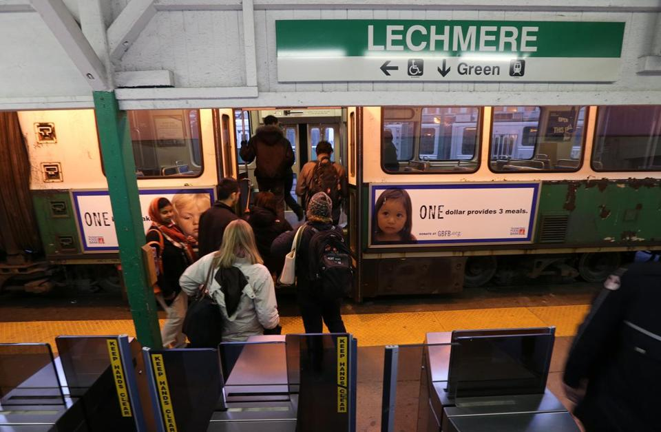The Green Line's proposed extension could cost as much as $1 billion more than first estimated, in part because of the MBTA's contracting process.