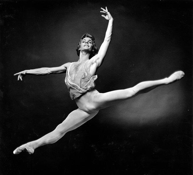 Mr. Renvall, with American Ballet Theater from 1978 to 1996.
