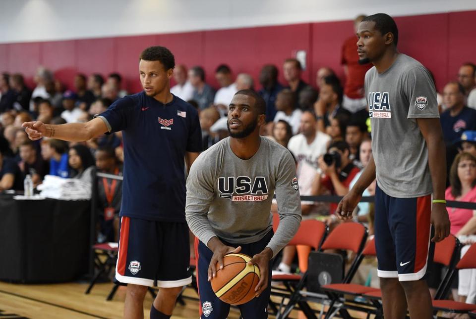 Gary Washburn   Sunday Basketball Notes: Who will make USA ...