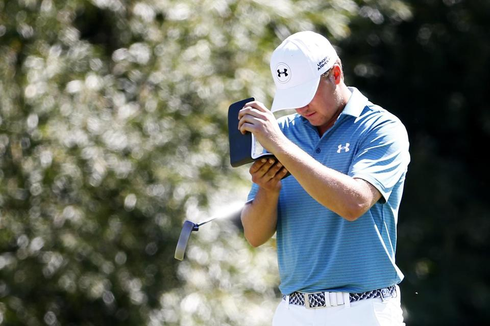 PGA Tour players go by the book — the yardage book