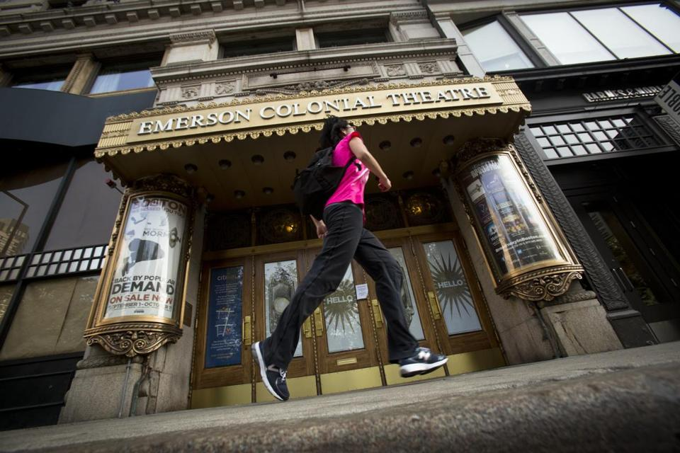 The Colonial Theatre's uncertain future is part of changes in Boston's theater landscape.