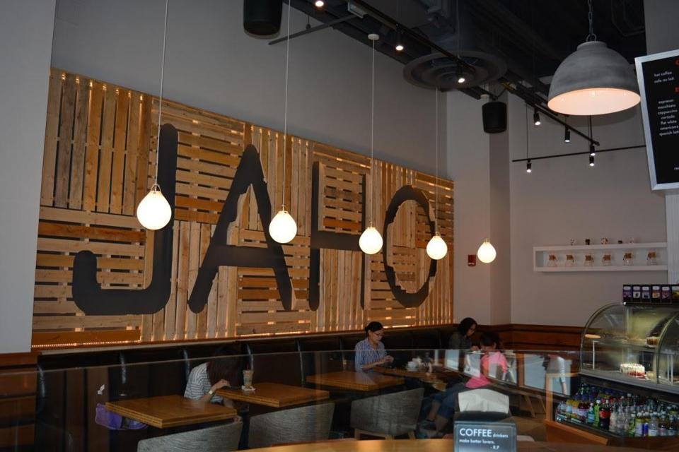 Jaho Coffee Roasters Amp Wine Comes To Downtown Crossing