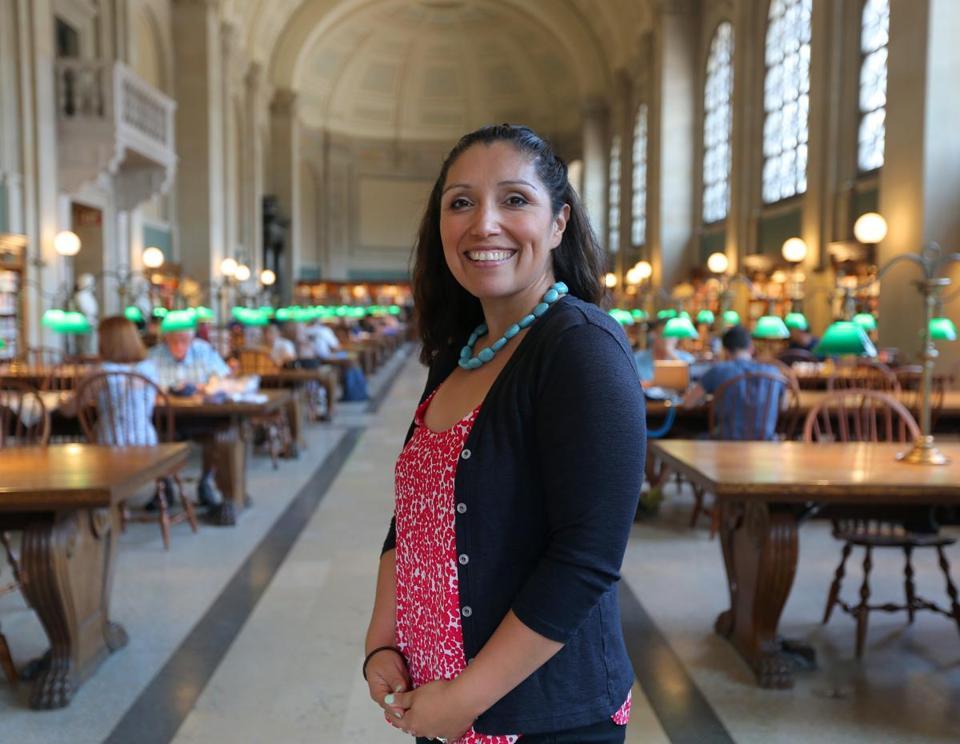 Jennifer de leon finally sees her work catch fire the boston globe