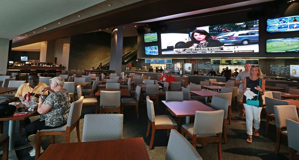 The Optum Field Lounge Is Located In South End Zone Of Gillette Stadium Membership