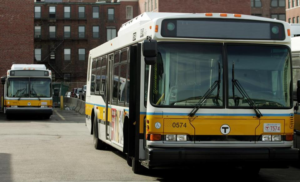 Boston University has resisted letting public buses from the planned West Station use a roadway on its campus.